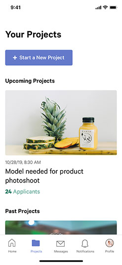 TMRO Projects